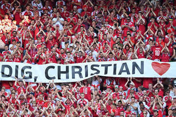 Christian Eriksen Global Sports Pictures of the Week - June 21