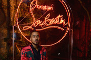 Quincy Brown attends the Loubicircus Party by Christian Louboutin at Musee des Arts Forains as part of Paris Fashion Week on June 19, 2019 in Paris, France.