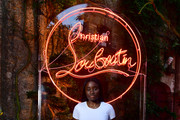 Karidja Toure attends the Loubicircus Party by Christian Louboutin at Musee des Arts Forains as part of Paris Fashion Week on June 19, 2019 in Paris, France.