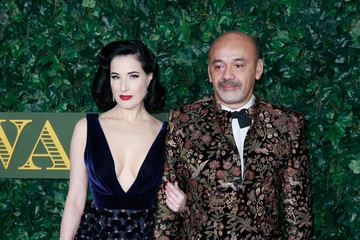 Christian Louboutin The London Evening Standard Theatre Awards - Red Carpet Arrivals