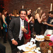 Christian Navarro Entertainment Weekly And PEOPLE Upfronts Party At Second Floor In NYC Presented By Netflix And Terra Chips - Inside