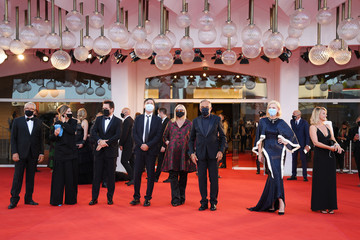 """Christian Petzold """"Lacci"""" Red Carpet And Opening Ceremony Red Carpet Arrivals - The 77th Venice Film Festival"""