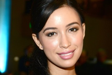 Christian Serratos Inside the Thirst Project's 4th Annual Gala