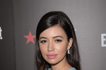 Christian Serratos Entertainment Weekly's Celebration Honoring The 2015 SAG Awards Nominees - Arrivals