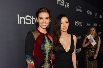 Christian Serratos InStyle Presents Third Annual 'InStyle Awards' - Red Carpet