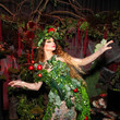 Christian Siriano Ketel One Vodka And The Fleur Room Host Halloween In The Garden Of Good And Evil