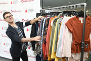 Christian Siriano Joins Burlington And The Leukemia & Lymphoma Society To Celebrate Kids Who Have Beat Cancer