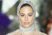 Model Ashley Graham walks the runway for the Christian Siriano fashion show during New York Fashion Week: The Shows at Top of the Rock on February 9, 2019 in New York City.