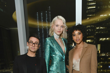 Christian Siriano InStyle Dinner To Celebrate The April Issue Hosted By Cover Star Ciara And Laura Brown