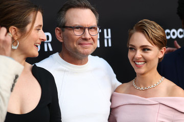 """Christian Slater Peacock's New Series """"Dr. Death"""" Los Angeles Premiere - Arrivals"""