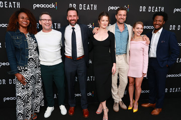 """Christian Slater Peacock's New Series """"Dr. Death"""" Los Angeles Premiere - Pre-Screening Reception"""