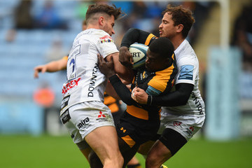 Christian Wade Wasps vs. Gloucester Rugby - Gallagher Premiership Rugby