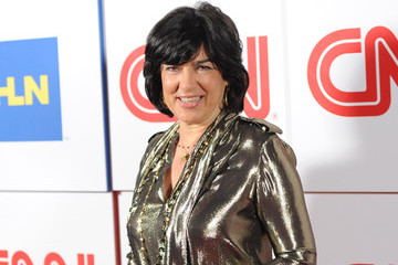 Christiane Amanpour CNN Worldwide All-Star 2014 Winter TCA Party