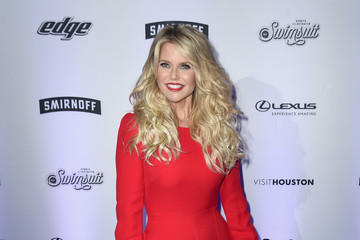 Christie Brinkley Sports Illustrated Swimsuit 2017 NYC Launch Event