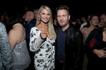 Christie Brinkley Entertainment Weekly And L'Oreal Paris Hosts The 2019 Pre-Emmy Party - Inside