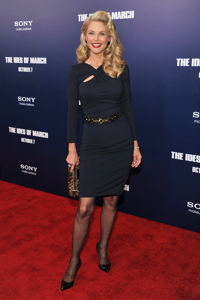 Christie Brinkley Photos Photos The Ides Of March New York