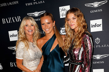 Christie Brinkley Sailor Brinkley Cook Harper's BAZAAR ICONS