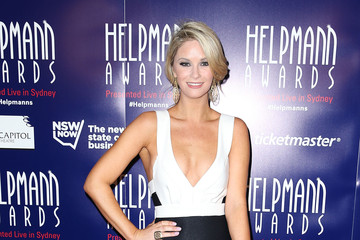 Christie Whelan Browne 2015 Helpmann Awards - Arrivals