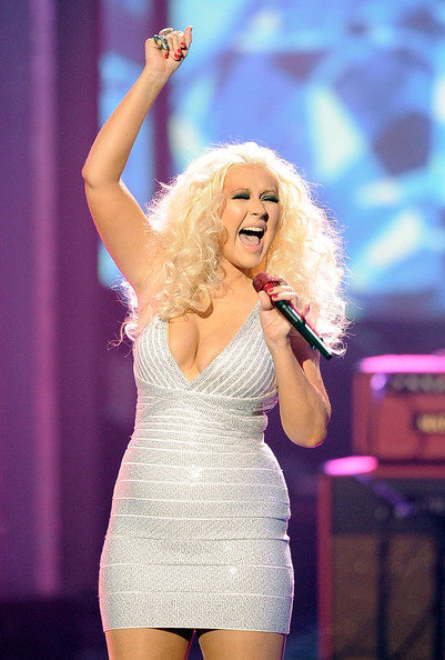 Aguilera singer christina aguilera performs onstage at the 2011