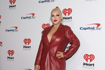 Christina Aguilera 2019 iHeartRadio Music Festival And Daytime Stage
