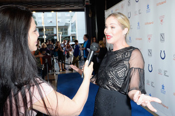 Christina Applegate 4th Annual Light Up The Blues - Arrivals