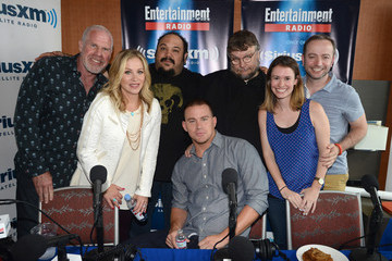 Christina Applegate SiriusXM Broadcasts from Comic-Con