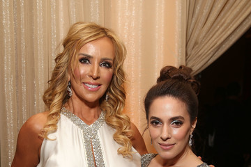 Christina Derosa Byron Allen's Oscar Gala Viewing Party To Support The Children's Hospital Los Angeles - Inside