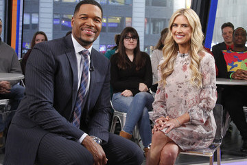 "Christina El Moussa ABC's ""Good Morning America"" - 2017"