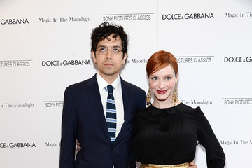 Christina Hendricks 'Magic in the Moonlight' Premieres in NYC