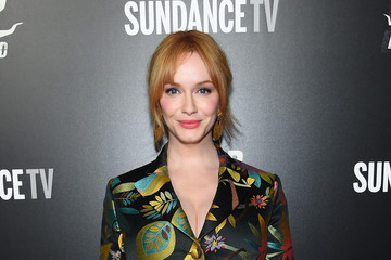 Christina Hendricks SundanceTV's Hap and Leonard Premiere Party
