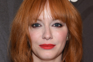 Christina Hendricks Entertainment Weekly & People New York Upfronts Party 2018 - Arrivals