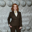 Christina Hendricks Brooks Brothers Annual Holiday Celebration To Benefit St. Jude - Arrivals