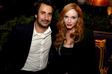 Christina Hendricks Premiere Of DIRECTV's 'Dark Places' - After Party