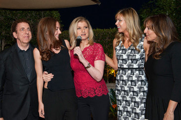 Christina Huffington Dean Ornish Book Party for Arianna Huffington's New Book