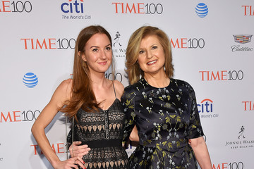 Christina Huffington 2016 Time 100 Gala, Time's Most Influential People in the World - Lobby Arrivals
