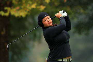 Christina Kim Citibanamex Lorena Ochoa Invitational Presented by AeroMexico and Delta - Round One