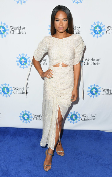Christina Milian Photos Photos 2018 World Of Children Hero Awards