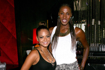 Christina Milian GBK Luxury Sports Lounge