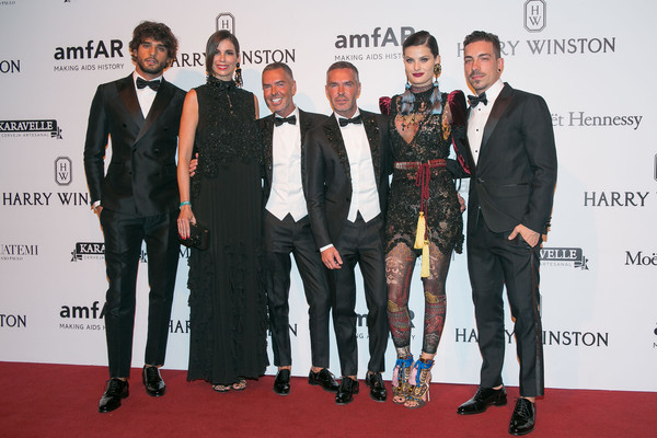 Dsquared2 At 2016 amfAR Inspiration Gala Sao Paulo