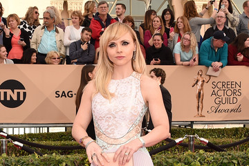 Christina Ricci The 22nd Annual Screen Actors Guild Awards - Arrivals