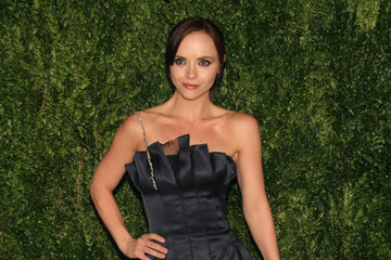 Christina Ricci Arrivals at the Fashion Fund Finalists Celebration