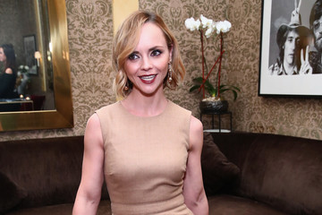 Christina Ricci InStyle March Issue Party by Laura Brown