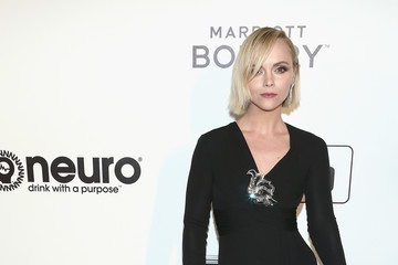 Christina Ricci IMDb LIVE At The Elton John AIDS Foundation Academy Awards Viewing Party
