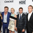 Christina Rosato Premiere of Crackle's 'The Art of More' - Red Carpet