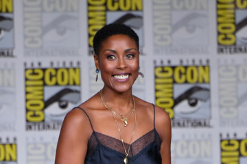 Christine Adams Comic-Con International 2018 - 'Black Lightning' Special Video Presentation And Q&A