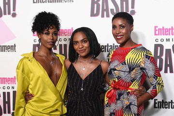 Christine Adams Nafessa Williams Entertainment Weekly Hosts Its Annual Comic-Con Party At FLOAT At The Hard Rock Hotel In San Diego In Celebration Of Comic-Con 2018 - Arrivals