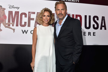 Christine Baumgartner 'McFarland, USA' Premieres in Hollywood — Part 2