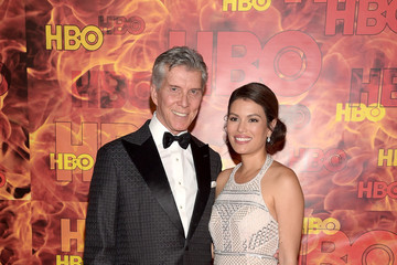 Christine Buffer HBO's Official 2015 Emmy After Party - Arrivals