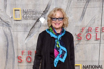Christine Ebersole Premiere Of National Geographic Documentary Films' 'Free Solo' At Jazz At Lincoln Center