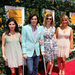 Christine Kaculis The Sixth Annual Veuve Clicquot Polo Classic - Red Carpet Arrivals